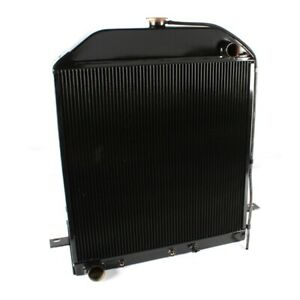 Walker B C496 1 Cobra 1941 Ford Deluxe Radiator For Ford Engine