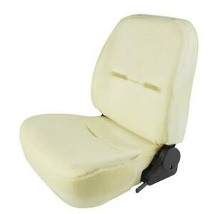 Procar Uncovered Low Back Street Rod Bucket Seat Without Vinyl Right Hand Side