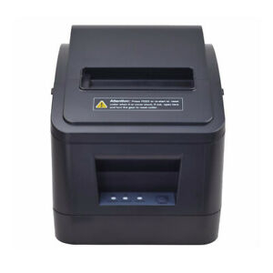 Us Thermal Printer Usb 3 1 8 80mm Receipt Printer Pos Printer With Auto Cutter