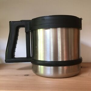 Bunn O Matic Coffee Maker Coffee Pot Thermal Carafe Stainless Steel 32800 1000