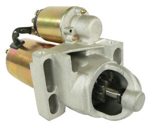 Starter For Mercruiser Model 262 Mag Gen Tbi 1996