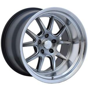 Rocket Racing Wheels Ttr16 826560 Attack Wheel 18x12 5 On 4 5