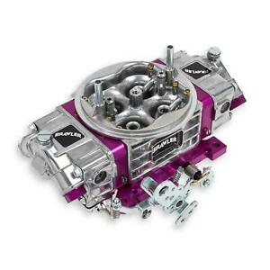 Brawler Br 67200 Race Carburetor Mechanical Secondary 750 Cfm