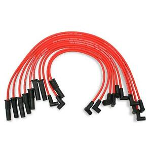 Mallory 611 Pro Wire Ford 302 351w Hei 8mm Red