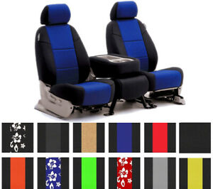 Coverking Neoprene Tailored Seat Covers For Toyota Prius C