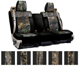 Coverking Real Tree Tailored Seat Covers For Gmc Acadia