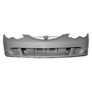 Ac1000143 New Replacement Front Bumper Cover Fits 2002 2004 Acura Rsx