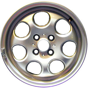 59360 Refinished Mini Cooper 2002 2014 15 Inch Wheel Rim Oe White Painted
