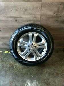 Mercedes Benz Oem Gl450 Ml350 Ml500 Rim Wheel And Tire 255 55 18 Inch 18 6