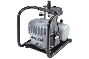 Jun Air 3 4 Very Quieter l geschmierter Piston Compressor Pneumatic