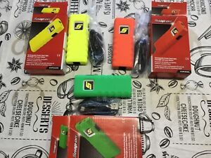 Snap On Tools Pocket Flashlight Rechargeable Green Or Orange Led 200 Lum