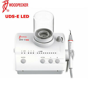 100 Woodpecker Dental Uds e Led Ultrasonic Piezo Scaler Handpiece Ems 110v