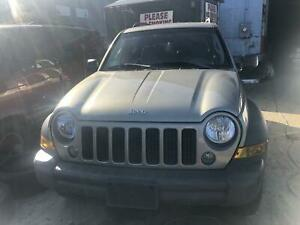 Front Door Jeep Liberty Right 02 03 04 05 06 07