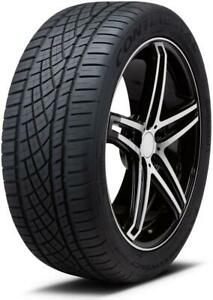 Continental Extremecontact Dws06 205 55zr16 91w Tire 15499550000 qty 4