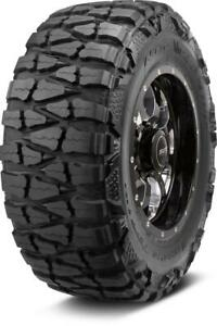 Nitto Mud Grappler 35x12 50r20 121q 10e Tire 200570 Qty 4