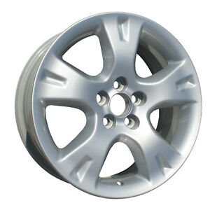 69421 New Compatible 16in Aluminum Wheel Fits 2003 2008 Toyota Corolla Matrix