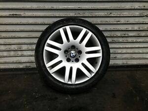 Bmw Oem E65 E66 745 750 760 Wheel Rim And Tire 245 45 18 Inch 18 18x8 02 08 2