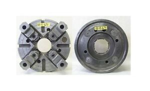 Warner Swasey 15 4 Jaw Independent Chuck A2 11 Mount M 1610