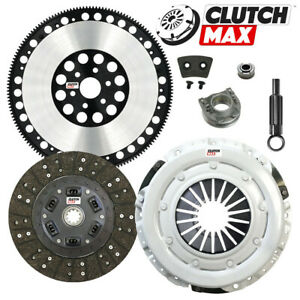 Stage 2 Clutch Kit Billet Steel Flywheel Complete Set For 68 73 Ford Mustang 302