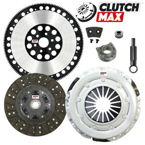 Stage 2 Clutch Kit billet Steel Flywheel Complete Set For 65 69 Ford Mustang 289