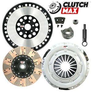 Stage 3 Clutch Kit billet Steel Flywheel Complete Set For 68 73 Ford Mustang 302