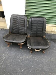 1966 Chevelle Gto Cutlass Bucket Seats
