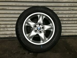 Bmw Oem E53 X5 Wheel Rim And Tire 255 55 18 Inch 18 2000 2006 2