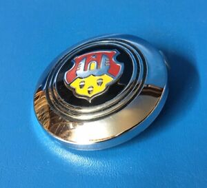 1948 Oldsmobile 98 Horn Cap Button Ornament Including Cup Contact Nice Used Gm
