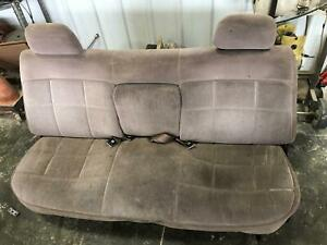 1994 Ford F150 Bench Seat Cloth Power Armrest Tan