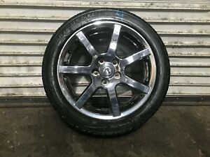 Lexus Oem Gs300 Gs400 Gs430 Wheel Rim And Tire 235 45 17 17 Inch Chrome 98 05 4