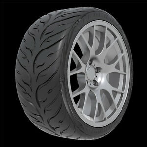 2x New Tires 255 35zr18 Federal 595 Rs Rr 94w Xl 200aaa Racing Tire 255 35 18
