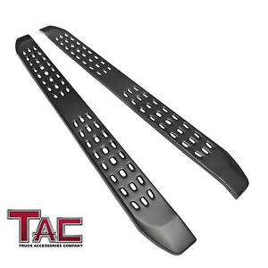For 19 21 Chevy Silverado gmc Sierra 1500 Crew Cab Frigate Running Boards
