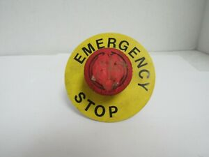 Telemecanique Zbe 102 W Red Emergency Stop Button
