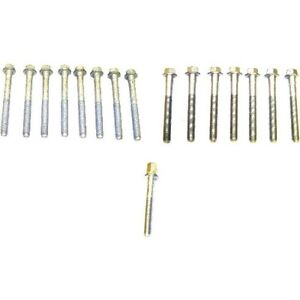 Hbk3146 Dnj Set Of 16 Cylinder Head Bolts New For Chevy Olds Cutlass Grand Prix