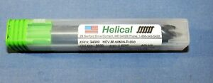 Brand New helical Carbide End Mills 1 2 Dia X 1 5 8 Loc Sq 5 Flute