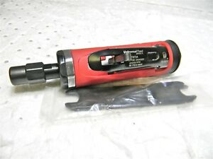 Universal Tool 1 4 Collet Straight Handle Straight Air Die Grinder Ut8724