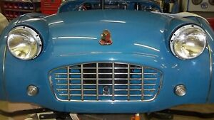 Triumph Tr3 Grill Surround Moulding Kit Mcy123