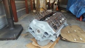 Vintage Ford Flathead V8 60 Midget Race Car Short Block Engine