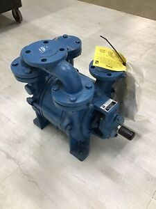 Sihi Liquid Ring Vacuum Pump Lphr 40412ab 0010a0 New