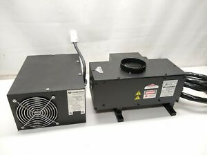Jds Uniphase 2211 10slhp Argon Laser W 2111a 10slhp Power Supply