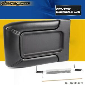 Center Console Lid Armrest Repair Kit For Cadillac Chevrolet Gmc Suv Truck