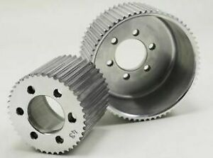 Blower Shop 8054 Billet 54 Tooth 8mm Supercharger Drive Pulley New