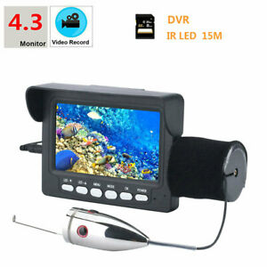 15M 1000tvl Underwater Fishing Camera 4.3