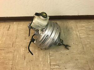 Bmw Oem F01 F02 740 750 760 Front Brake Booster With Master Cylinder Tank 09 15