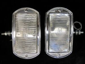 New Vintage Lucas Square 8 Plus Ft Lr8 Lights Ford Mustang Shelby Cobra Mgb