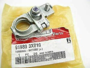 Genuine Kia Battery Cable Terminal End 91980 3x010