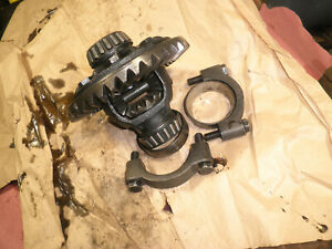 Willys Jeep Overland Truck Front Differential Gear Set Salisbury No Pinion1950 s