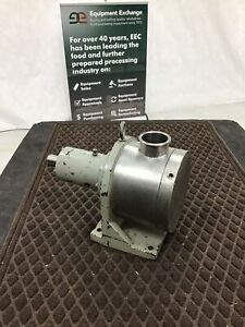 Used Sine Positive Displacement Pump Sps 30 3 Port