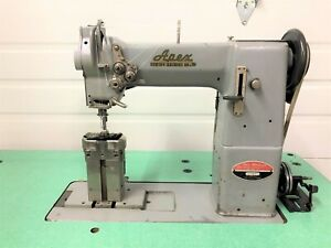 Adler 5 16 2n Postbed Needle Feed Big Bobbin110v Servo Industrial Sewing Machine