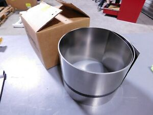 Stainless Steel Shim Stock Roll 0 025 X 6 X 100